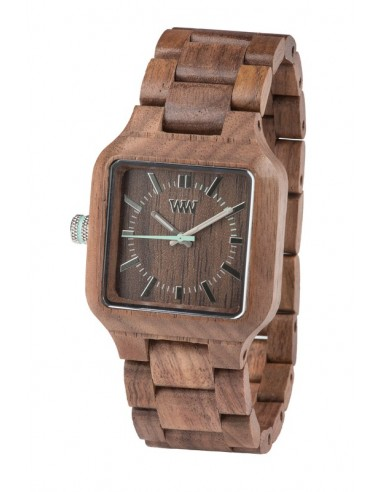 3ba4da82faab Innovador reloj unisex elaborado en madera - Joyería y Relojería ...